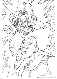 Dragon Ball Trunks Da Colorare Coloring Pages Of Trunks In Dbz