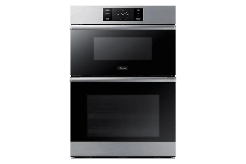 30 wall oven microwave combo