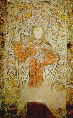The Secret Religious Code Of Mystery Medieval Murals The