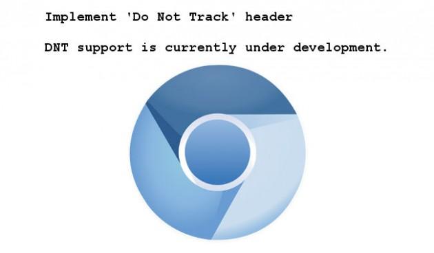 Google Chrome 23 incorporará Do Not Track