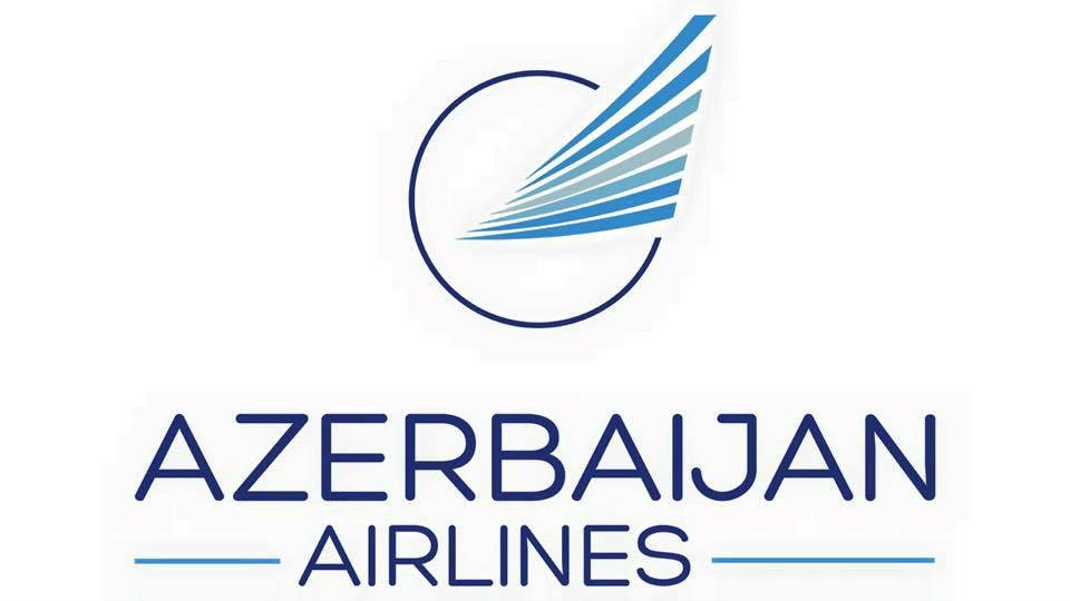 Resultado de imagen para azerbaijan airlines logo