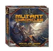 Mutant Chronicles Boardgame