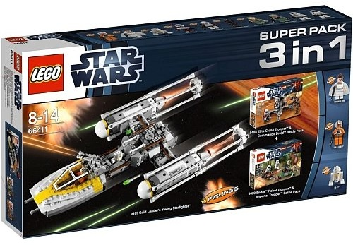 Y-Wing Battle Pack