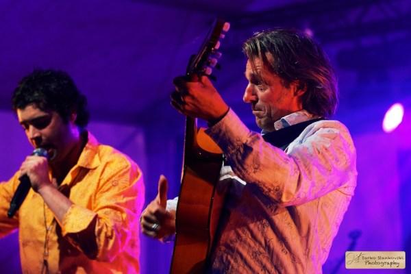 Gael Garcia et Yvan Le Bolloc'h