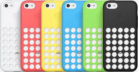 iphone 5C coques