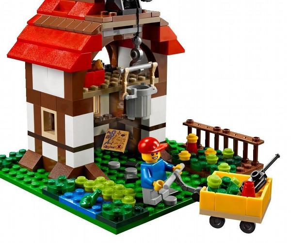 LEGO Creator Cabane arbre (31010)