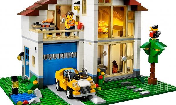 LEGO Creator maison famille