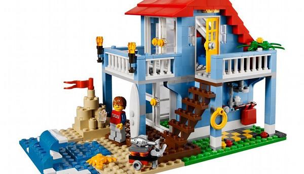 Creator 7346 maison de la plage