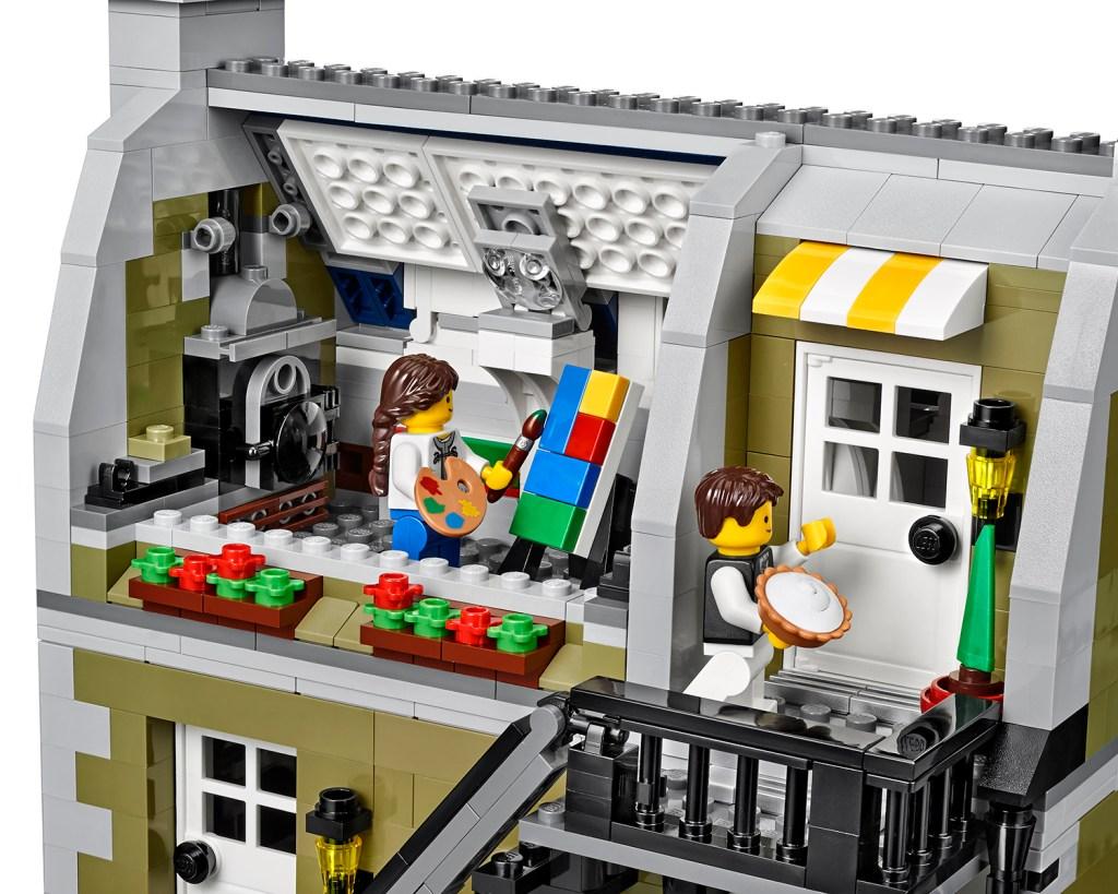 LEGO 10243 Atelier