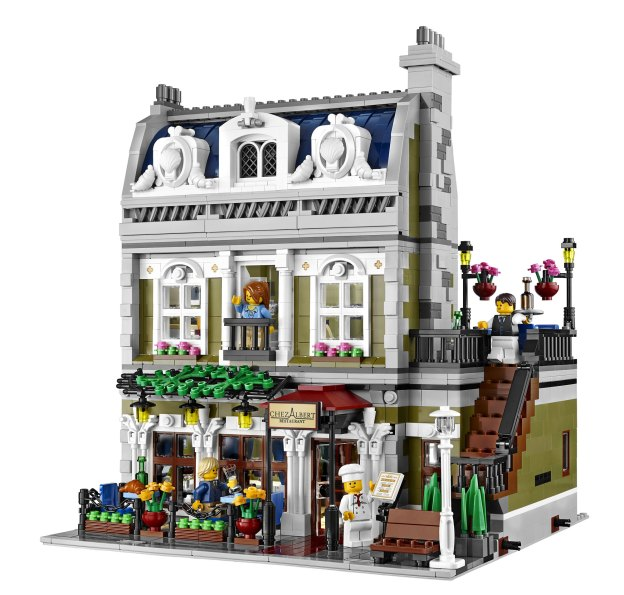 LEGO 10243 vue ensemble