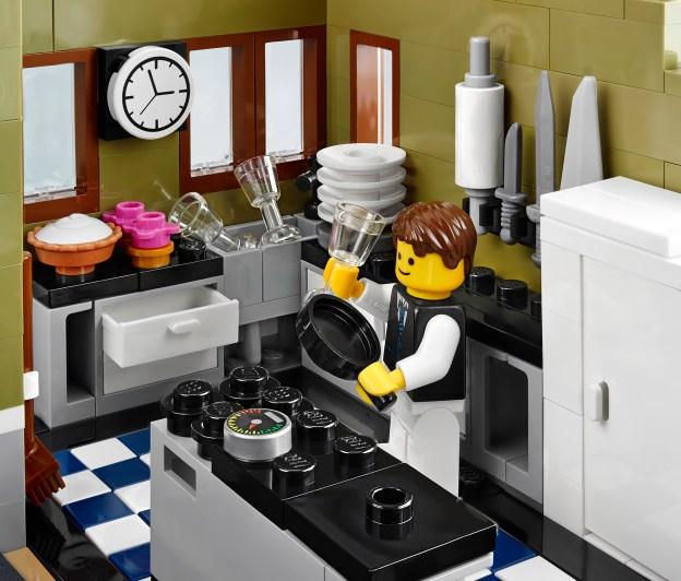 LEGO 10243 Cuisine