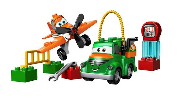 Dusty Chug LEGO 10509