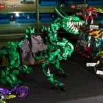 Festibriques Villebon, bionicle dragon