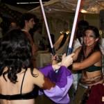 Salon Fantastique duel de danseuses