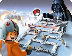 Bataille Hoth LEGO 3866