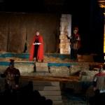 Crèche vivante, légions romaines