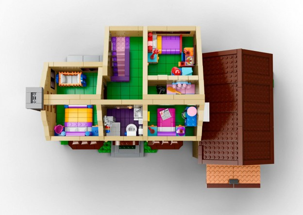 lego 71006 etage