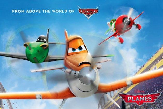 Affiche Planes