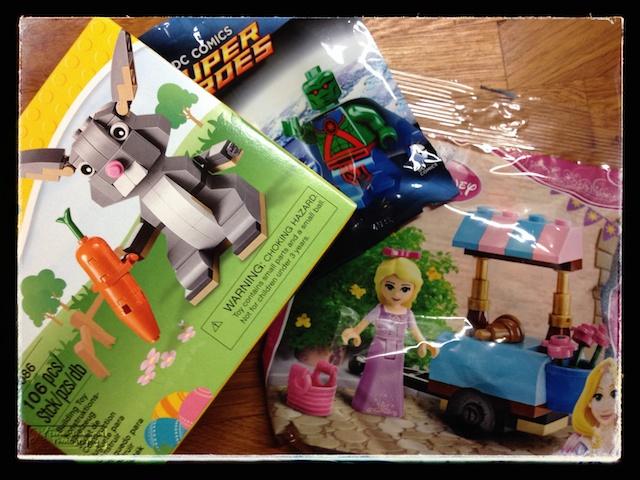 LEGO 40086 30116 Martian Manhunter