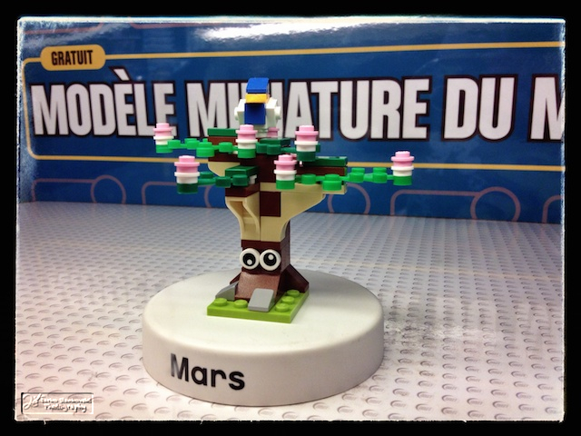 LEGO 40096 mars 2014