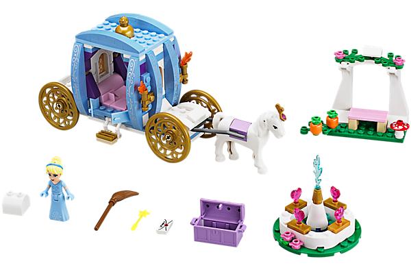 LEGO 41053 Carrosse Cendrillon