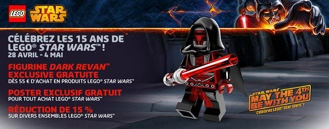 Promo May 4th Darth Revan 5002123