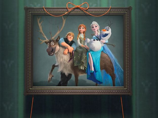 Frozen Fever, la famille