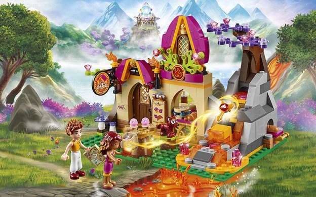 LEGO La Boulangerie magique 41074