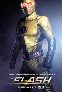 Reverse Flash teaser