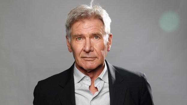 Portrait Harrison Ford