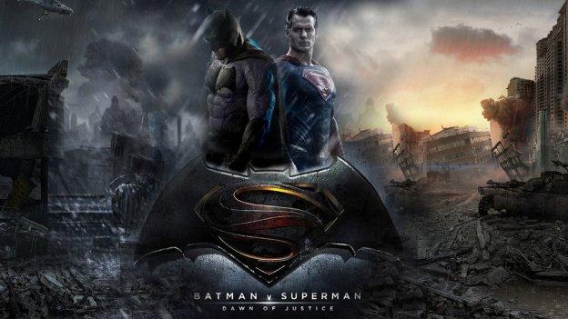 Batman Vs Superman visuel