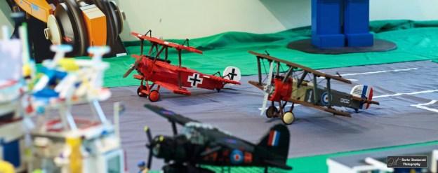 Fokker Dr.1 LEGO