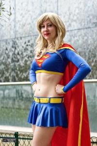 Supergirl par Taldeer (D.Stankovski)