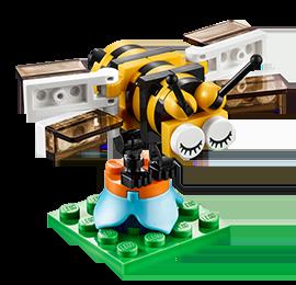 LEGO Minibuild avril 2016