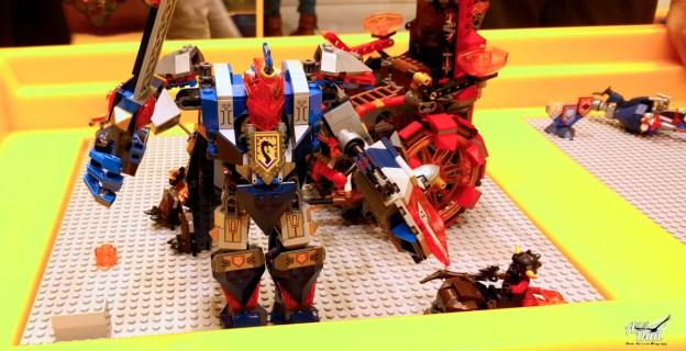 Le pouvoir Nexo Dragon de tempête sur le Mecha du Roi (D.Stankovski)