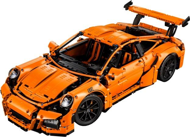 Porsche 911 GT3 RS 42056-1