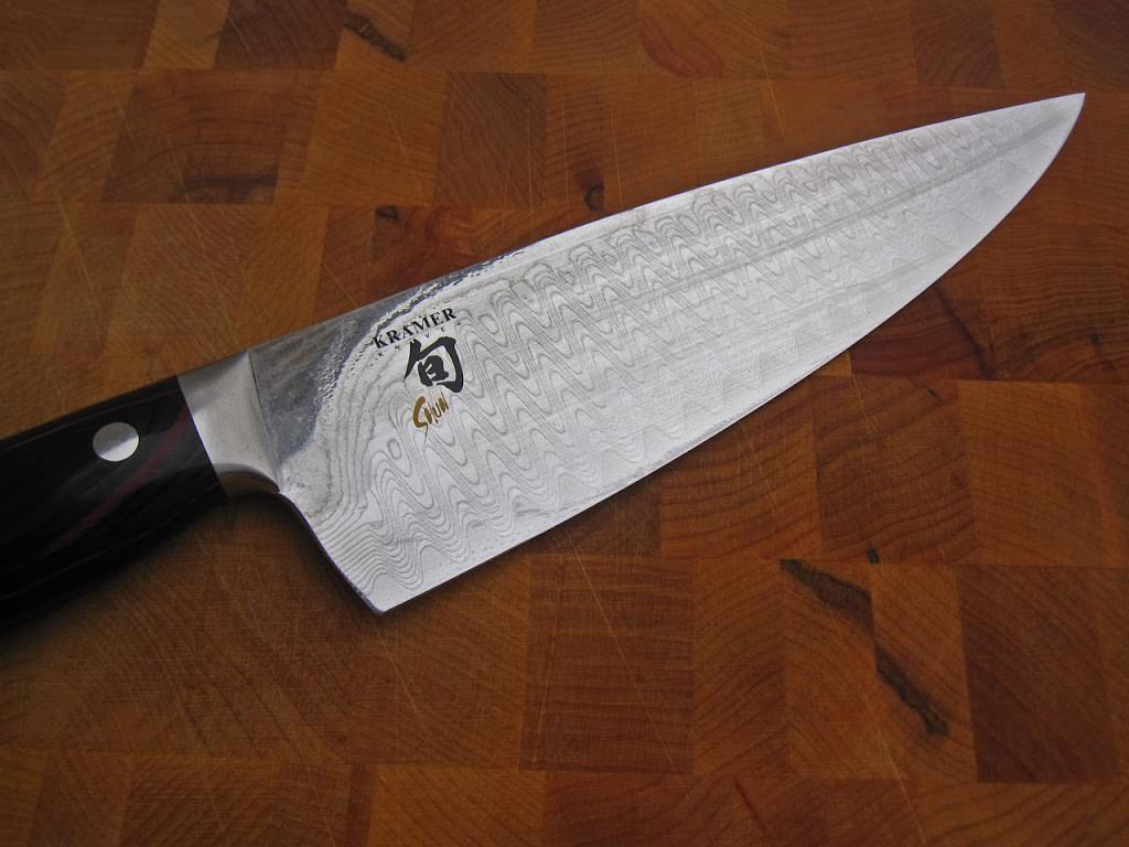 Things I Love Shun Bob Kramer Chef S Knife Dadcooksdinner