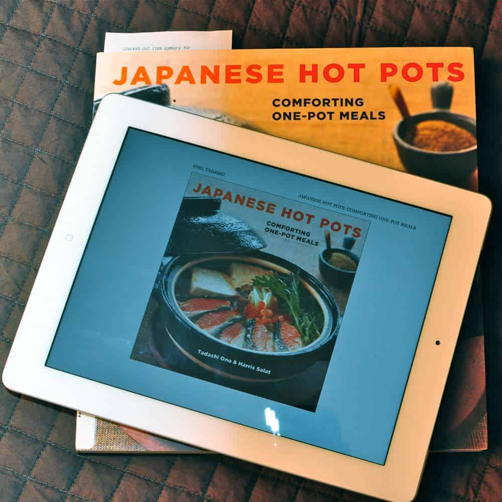 Kindle Cookbooks vs Real Cookbooks - DadCooksDinner
