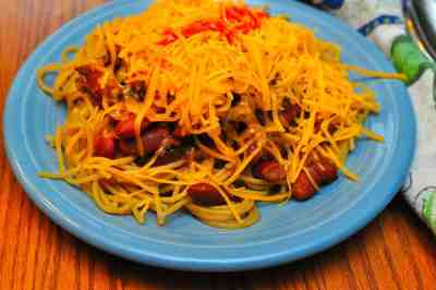 Pressure Cooker Cincinnati Chili