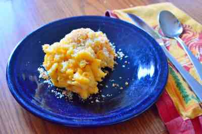 Pressure Cooker Macaroni and Cheese