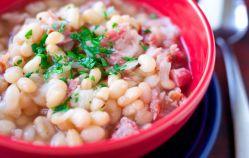 Pressure Cooker Senate Bean Soup