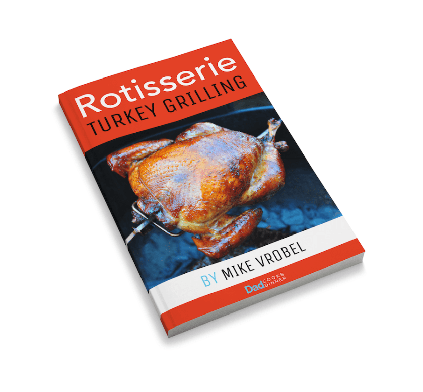 Rotisserie Turkey Grilling by Mike Vrobe