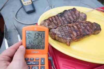 Grilled Thick Cut New York Strip with Sear and Move-0841