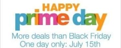 Support DadCooksDinner through Amazon Prime Day