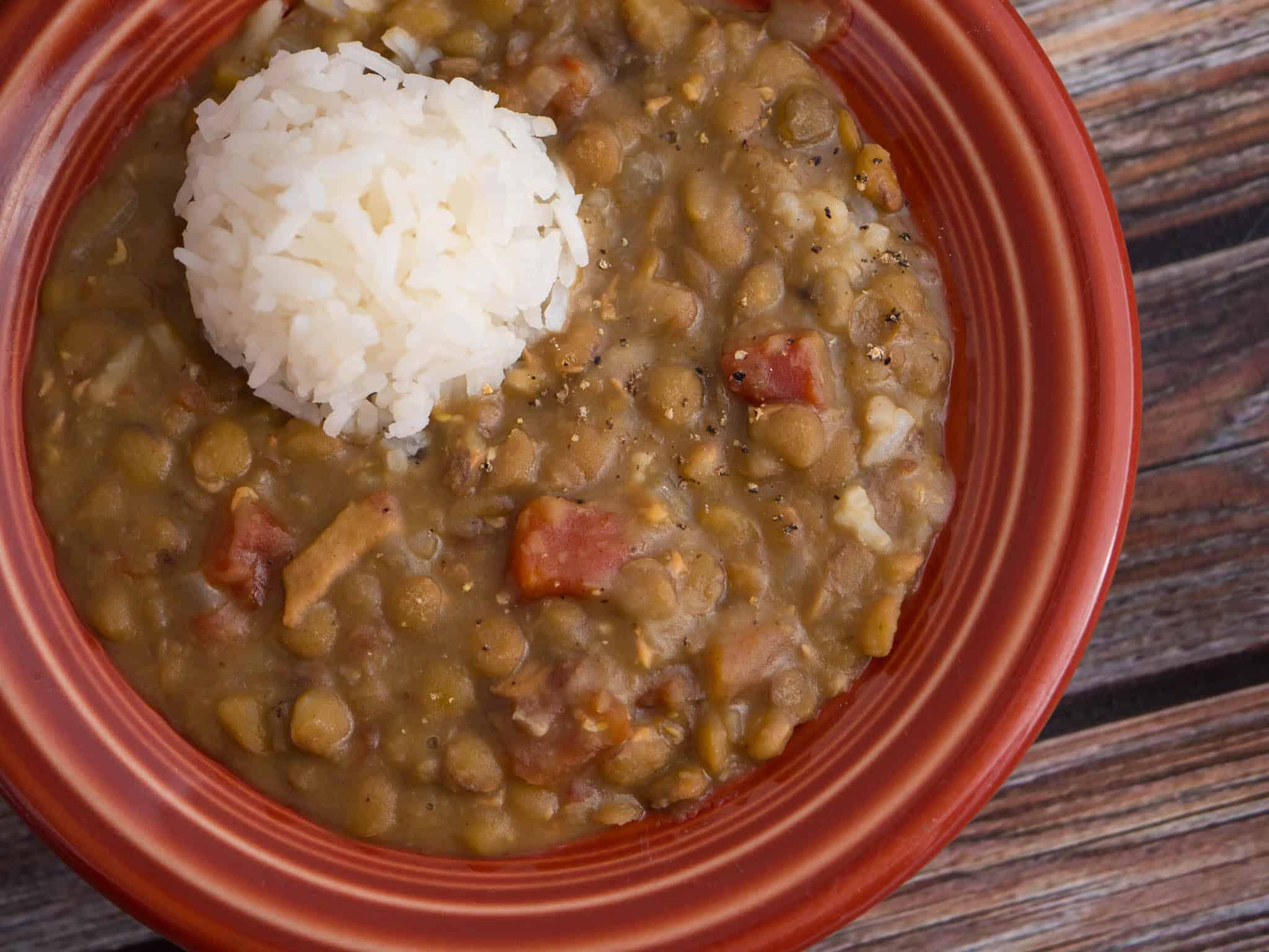 recipe: pressure cooker lentil curry [39]