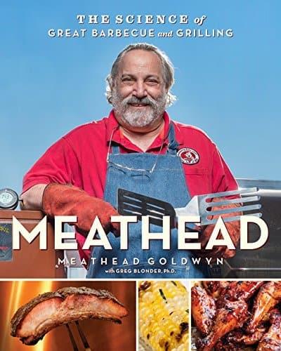 Meathead, the cookbook