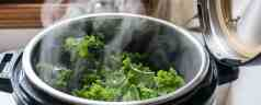 PicOfTheWeek: Hot and Steaming Kale