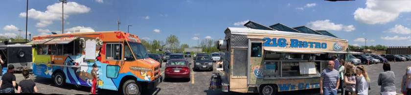 Food Truck Rally for Copley High School Band | DadCooksDinner.com