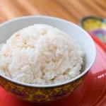 Pressure Cooker Coconut Rice | DadCooksDinner.com