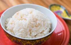 Presssure Cooker Coconut Rice